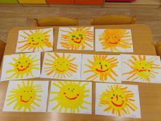 V září slunce září